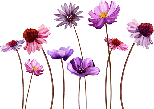 озеленение кафе, ресторанов летними цветами, создание композиций из цветов